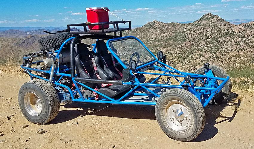 Sand rail buggy designs
