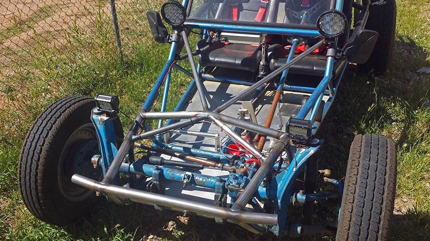 Off-Road VW Sand Rail Buggy Project - Parts, Ideas, Accessories