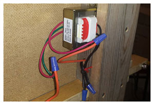 Hot Wire Foam Cutter Transformer and Wiring