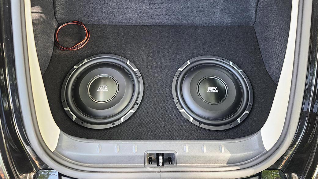 How To: Chrysler Crossfire Custom Subwoofer Enclosure / Box