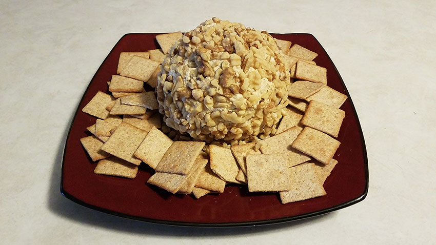 World's Best Ultimate Cheese Ball Recipe