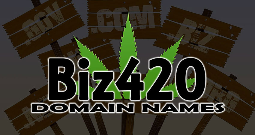 Making it Free and Easy to Buy or Sell Marijuana Related Domain Names