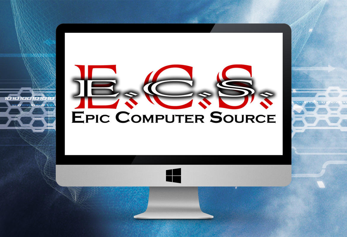 Epic Computer Source Logo