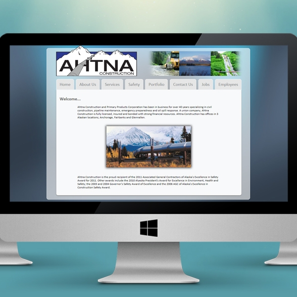 Ahtna Construction